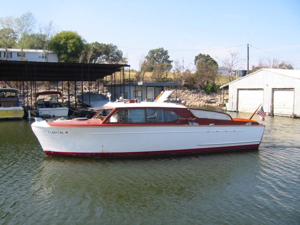 1954 Chris Craft Super Cruiser
